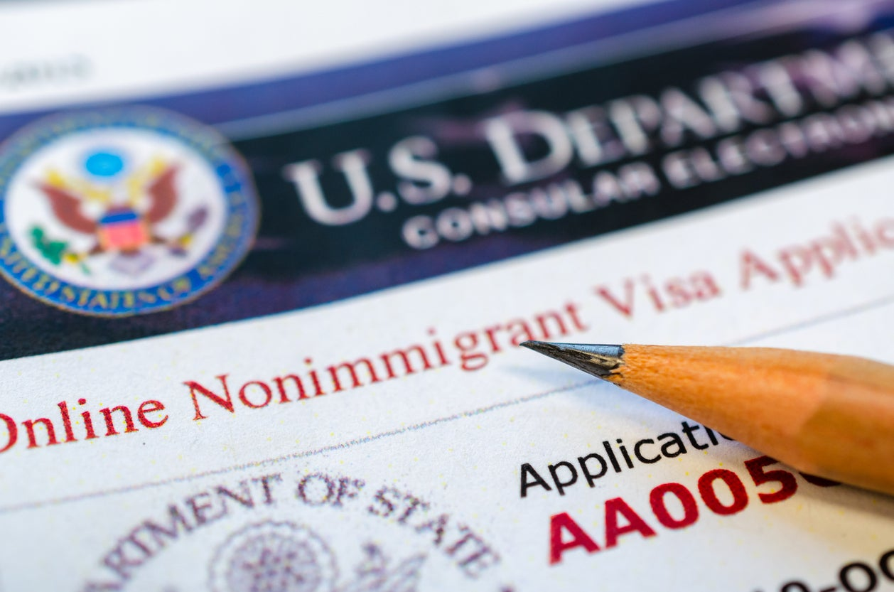 US visa application updates